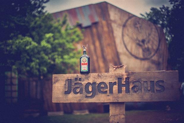 Jägermeister brings back JägerHaus to UK festivals