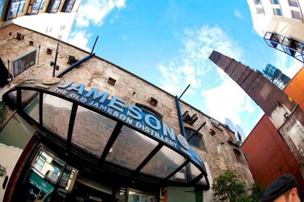 Refurbishment plans for the Old Jameson Distillery in Dublin
