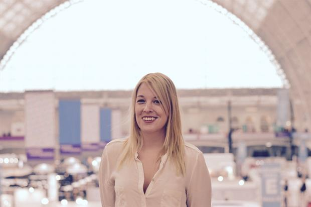 Jazmin Beale heads up the marketing and communications at event and exhibition space, Olympia