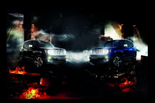 Jeep's Batman v Superman experience launches on 29 March