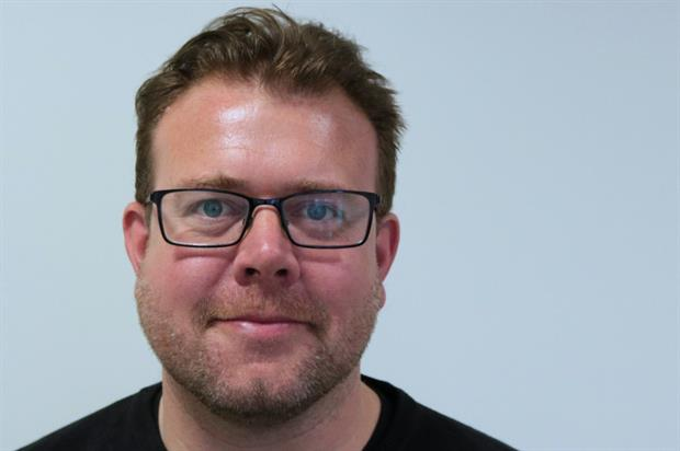 Jim Carless is now head of brand experience at agency Space