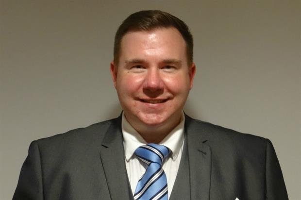 Joe Carter is director of event operations at the London Marriott Hotel Grosvenor Square