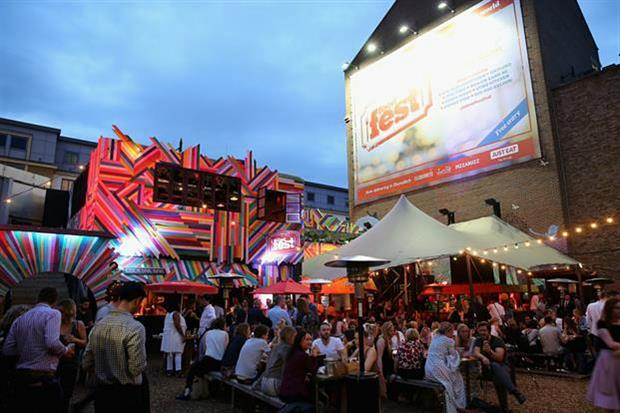 Just Eat brings back Food Festival to London