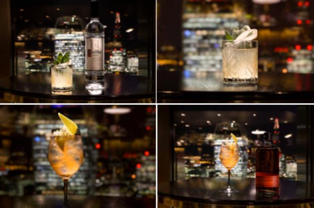 Ketel One is working with City Social for the event