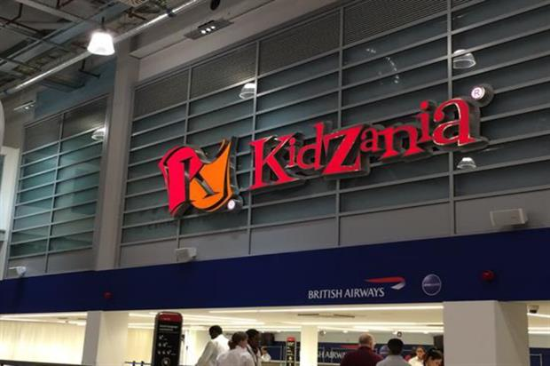 Kidzania launched at Westfield London last month