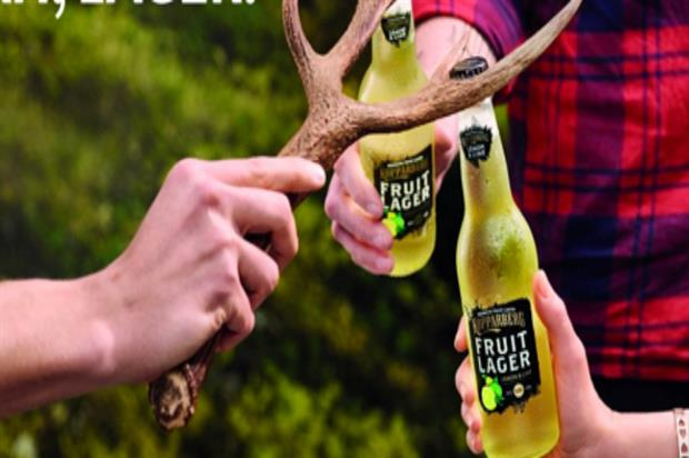 Kopparberg: launching summer fruit lager campaign