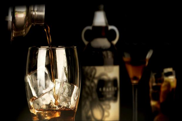 Kraken: rum masterclass next week