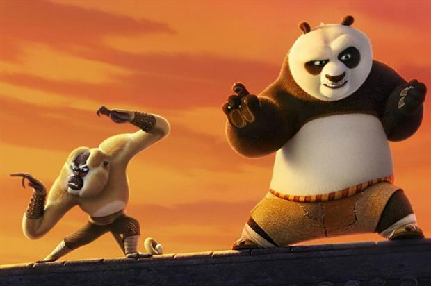 Kung Fu Panda themed activities will be available at 15 Intu shopping centres