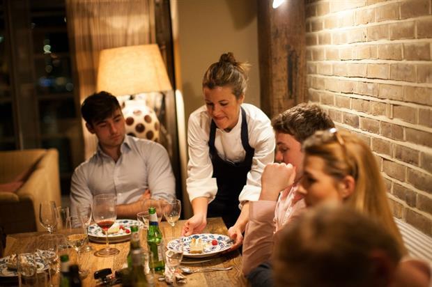 La Belle Assiette: Christmas pre-tox experience