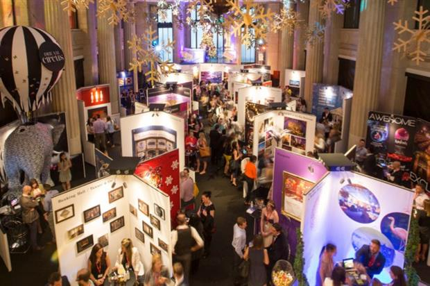This year's London Christmas Party Show will feature interactive workshops