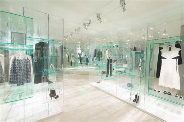 Louis Vuitton's immersive Series 3 exhibition comprised multiple rooms