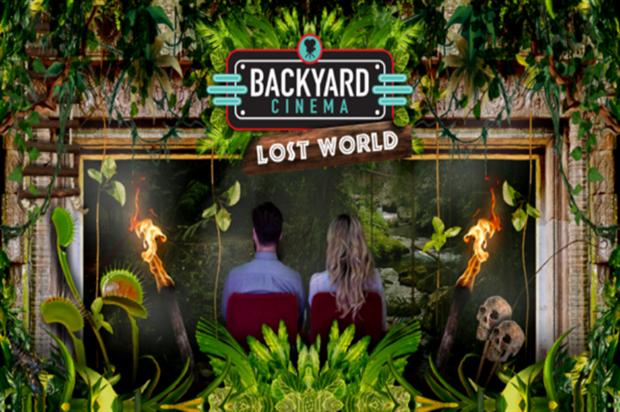 Lost World: Backyard Cinema's immersive experience