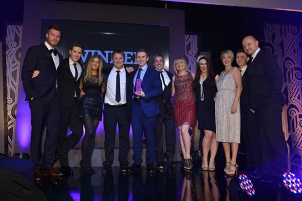 The Event Awards 2015 will take place at the Eventim Apollo on 14 October