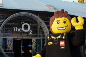 The third UK Lego Show comes to London