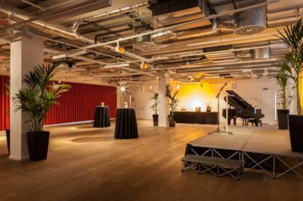 Foyles: Level 6 flexible event space