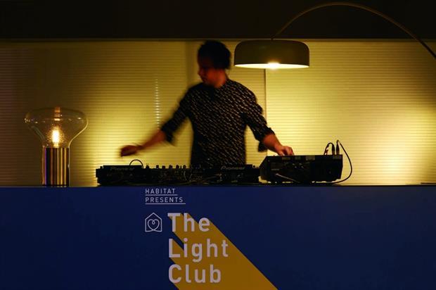 Habitat will bring London it's first light club next week