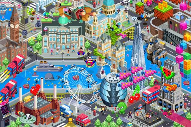 The first London Games Festival will take place from 1-10 April