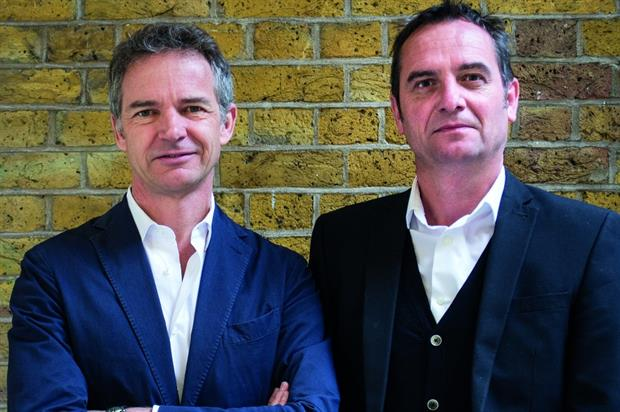 Lucien Boyer and Adrian Pettett, who will head up the new venture