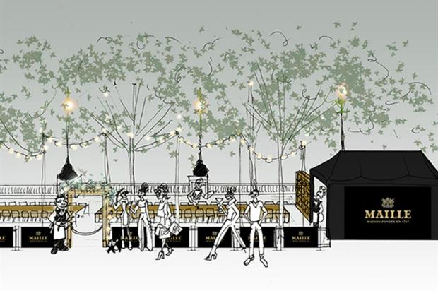 Maille: bringing French gastronomy to London's South Bank