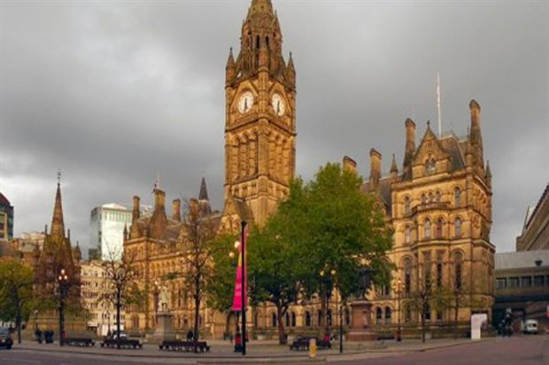 Manchester Town Hall: one of the venues showcased as part of Hire Space's launch