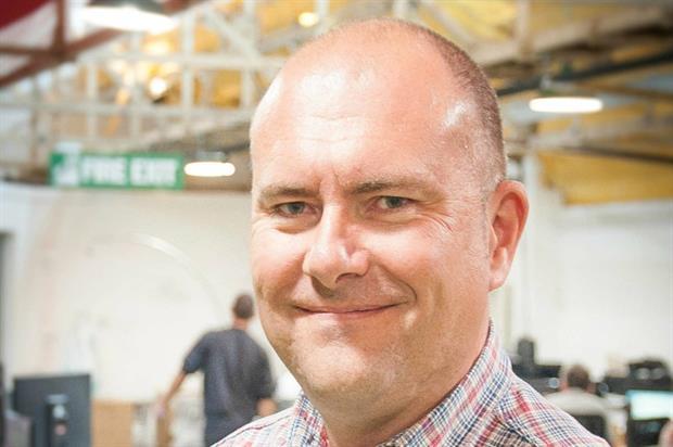 Mark Nicholls: joining Drp