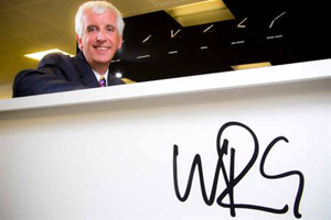 Mark Wallace departs from WRG