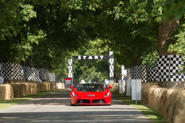 Goodwood Festival of Speed: starting today (23 June)