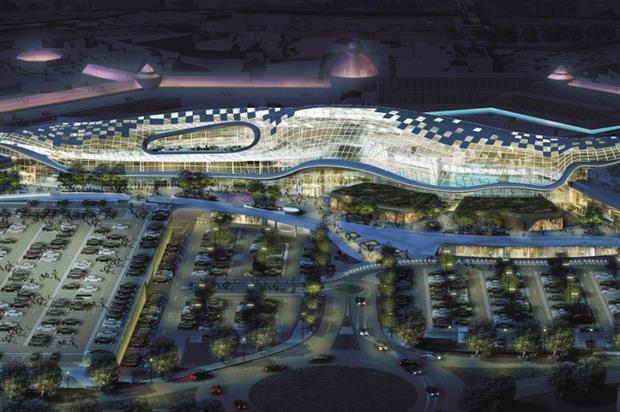 British Land explore expansion of Meadowhall shopping centre