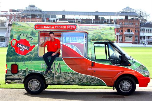 Yorkshire Tea will be bringing some fun and games along to the test matches again this year