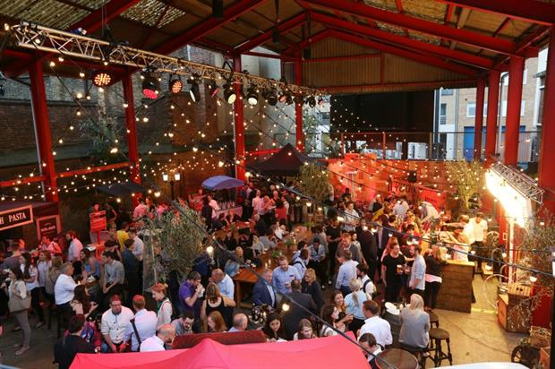 Birra Moretti's festival returns to London
