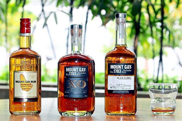 Mount Gay Rum brings Barbados to London