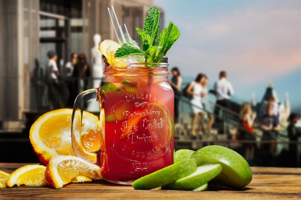 Nantucket Beach Club will serve up a range of summer-themed cocktails
