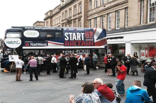 Startup Britain tour: next stop is Brixton