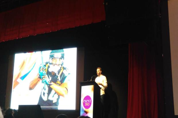 NFL: sharing activation strategies at Event360