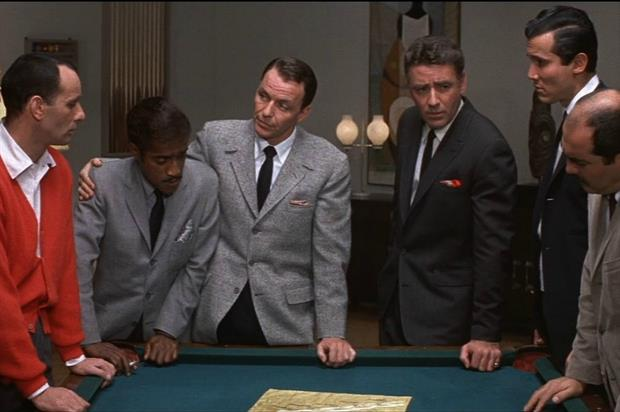 The Sinatra Century Picture House will play Ocean's 11 (Warner Bros)