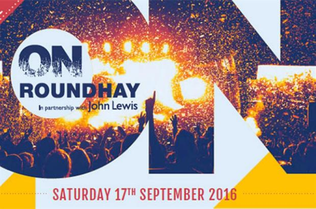 On Roundhay: Leeds festival