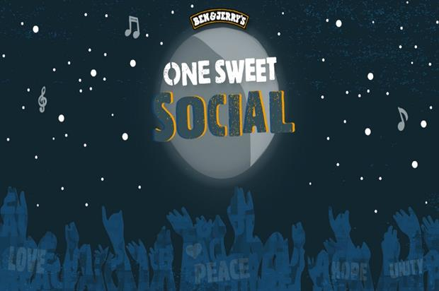 Ben & Jerry's: working with Hope not hate on music event