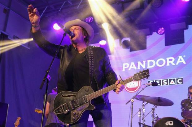 Pandora: music gigs were also staged at last year's SXSW