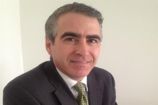 Patrick Lukan: joining GES in the Middle East