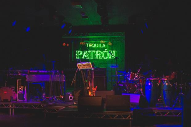 Art of Patrón is kicking off in London, at which point it will travel to Paris and Munich