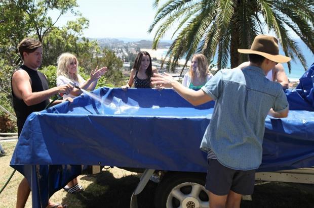 Pepsi Max: showcasing DIY carpooling