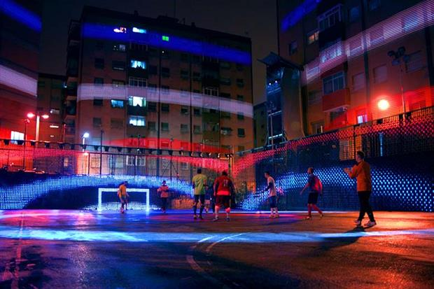 'Drone Football' - Pepsi Max launches its first global digital campaign
