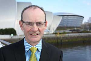 Peter Duthie named as new SECC/SSE Hydro chief executive