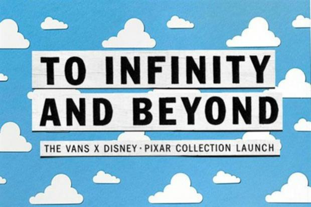 House of Vans: hosting Disney Pixar exhibition