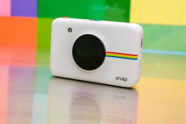 Polaroid celebrates 80th anniversary with pop-up