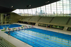 Learn to dive at the London Aquatics Centre