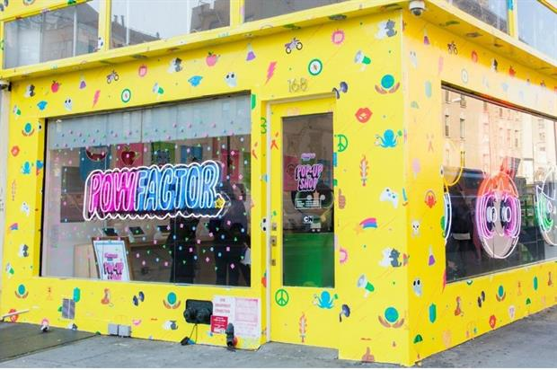 Cartoon Network to open Powerpuff Girls Emporium