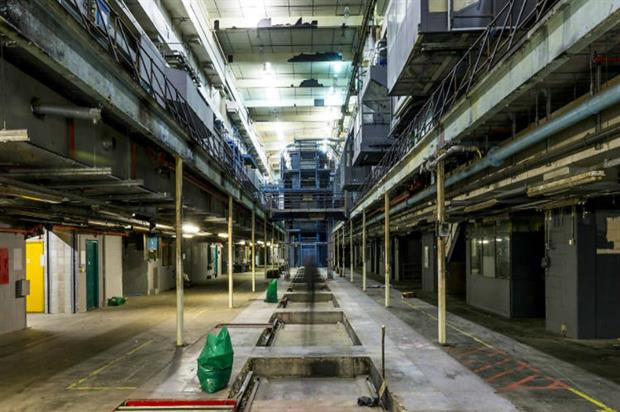 Printworks: new space in Canary Wharf