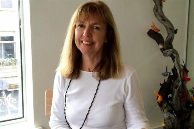 Crown's new executive producer, Rosemarie Hagan