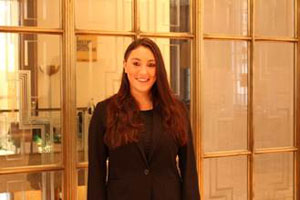 RIBA Venues' latest recruit Roxanne Engineer